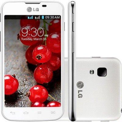 lg optimus l5 e455 dual branco