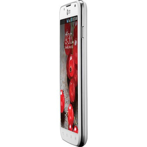 lg optimus l7 ii dual branco lateral