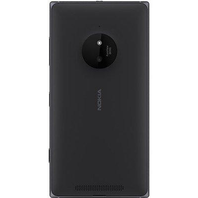 Câmera Nokia Lumia 830 Preto