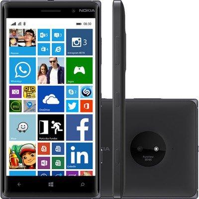 Nokia Lumia 830 Preto
