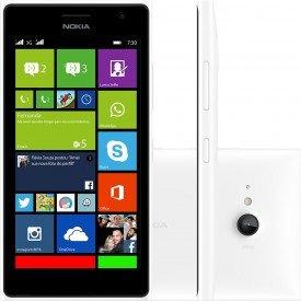 Nokia Lumia 730 Dual Sim Branco