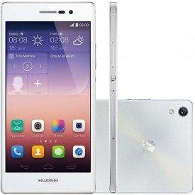 Smartphone Huawei P7 L10 Branco