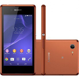sony xperia e3 copper