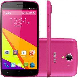 smartphone blu life play 2 rosa