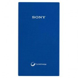 Carregador Portátil Sony 5000mah Azul