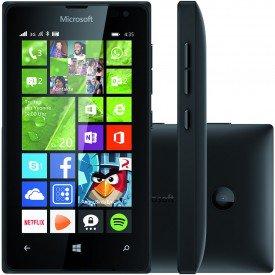 Microsoft Lumia 435 Preto