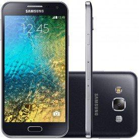 Samsung Galaxy E5 Preto