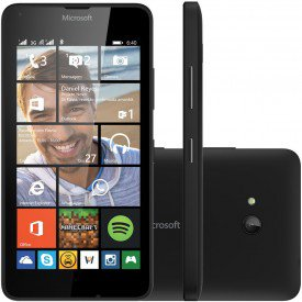 Microsoft Lumia 640 DTV Preto
