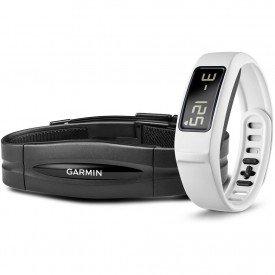Garmin VívoFit 2 Branca Monitor Cardiaco
