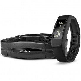 Garmin VívoFit 2 Preta Monitor Cardíaco