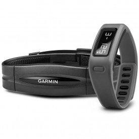 Garmin VívoFit Cinza Monitor Cardíaco