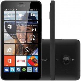 Microsoft Lumia 640 XL Preto