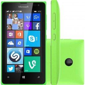 Microsoft Lumia 435 Verde