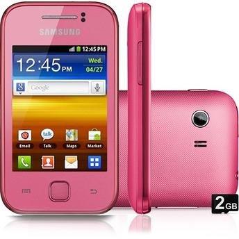 Samsung Galaxy Y S5360 Rosa