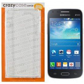 Capa TPU Transparente Samsung Galaxy Core Plus G350