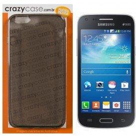 Capa TPU Fumê Samsung Galaxy Core Plus G350