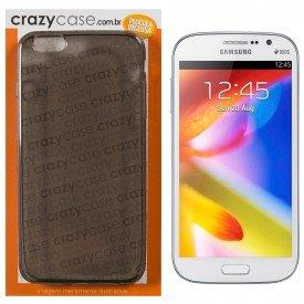 Capa TPU Fumê Samsung Galaxy Gran Duos