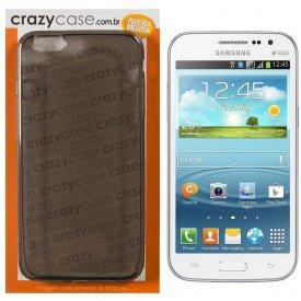 Capa TPU Fumê Samsung Galaxy Win Duos