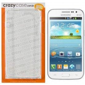 Capa TPU Transparente Samsung Galaxy Win Duos