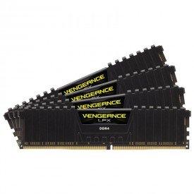 Kit Memória Corsair DDR4 Vengeance LPX 16GB