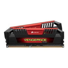 Memória Corsair Vengeance Pro 8GB DDR3 Vermelho