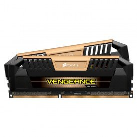 Memória RAM Corsair 16GB Vengeance Pro Ambar