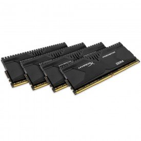 Memória Kingston Hyper x Predator 16GB 4x4GB DDR4