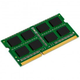 Memória Kingston 8GB para Notebook ktamb13338g