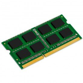 Memória Kingston 4GB DDR3 para Notebook kvr13s9s84