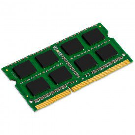 Memória Kingston 8GB DDR3 para Notebook kvr1333d3s98g