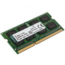 Memória Kingston 8GB DDR3L 1600MHz kvr16ls118