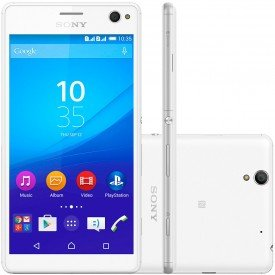 Sony Xperia C4 Dual E5343 Branco