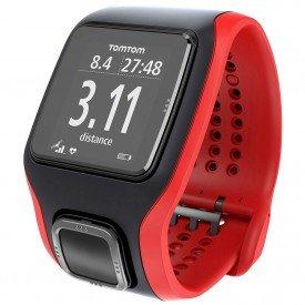Relógio GPS TomTom Cardio Multi Sport CSS AM