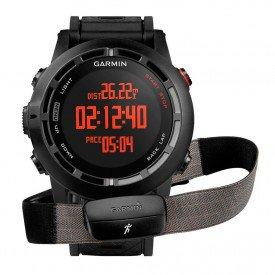 Relógio com GPS Garmin Fenix 2 + HRM