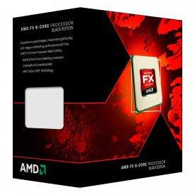 Processador AMD FX8320 Vishera Black Edition FD8320FRHKBOX