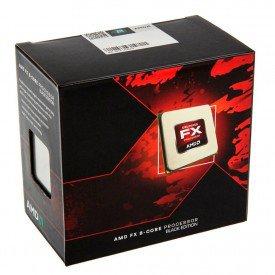 Processador AMD FX8320E Vishera Black Edition FD832EWMHKBOX