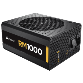 Fonte Corsair RM 1000W 80 Plus Gold Modular