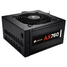 Corsair AX 760W 80 Plus Platinum Modular CP9020045