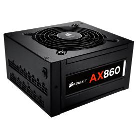 Fonte Corsair Ax 860W Plus Platinum Modular