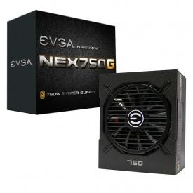 Embalagem Fonte EVGA Supernova G1 750W 80 Plus Gold Modular 120 G1 0750 XR