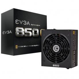 Caixa Fonte EVGA Supernova GS 850W 80 Plus Gold Modular 220 GS 0850 V1