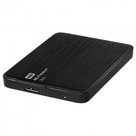 HD Externo Portátil WD My Passport Ultra 1 TB Preto