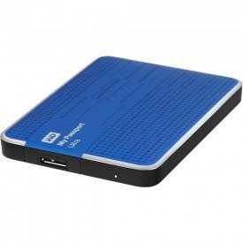 HD Externo Portátil WD My Passport Ultra 1 TB Azul