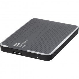 HD Externo Portátil WD My Passport Ultra 1 TB Prata