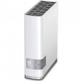 HD Externo Portátil WD My Cloud 2 TB WDBCTL0020HWT