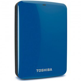 HD Externo Portátil Toshiba 2TB Azul