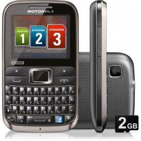 Motorola Tri Chip EX117