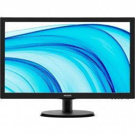 "Monitor LCD Philips IPS 21,5"" 233V5QHABP"