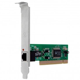 Placa de rede PCI Intelbras PEF-132