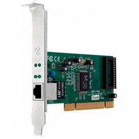 Placa de Rede PCI Intelbras PEG132B